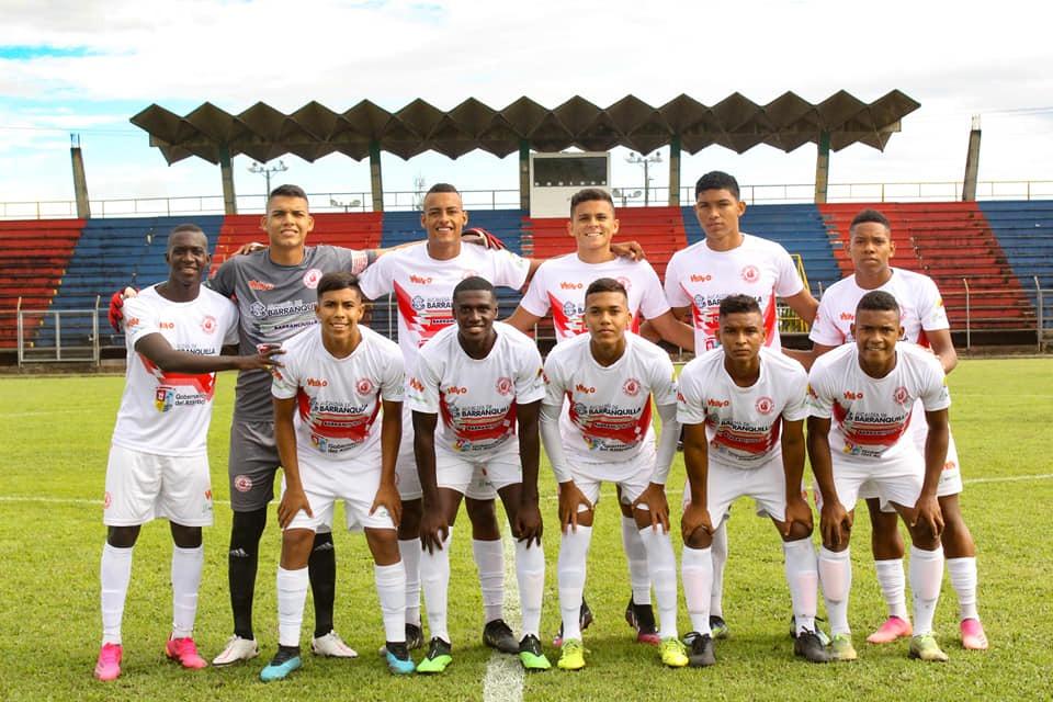 Barranquilla recibe la fase final del Campeonato Nacional Sub-17