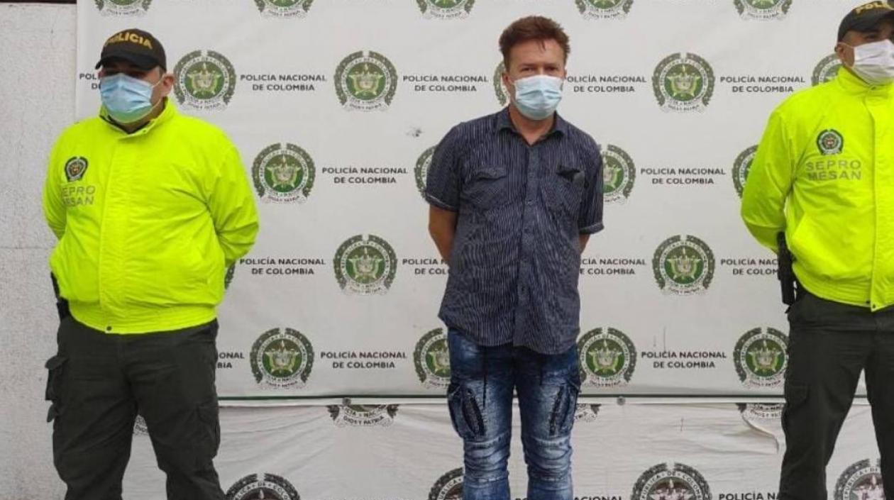 Alemán señalado de abuso sexual de adolescentes en Santa Marta fue enviado a prisión
