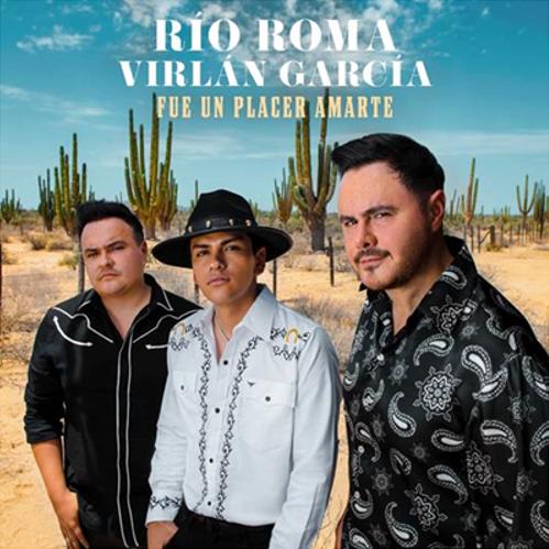 Río Roma y Virlán García presentan su nueva canción «Fue un Placer Amarte»