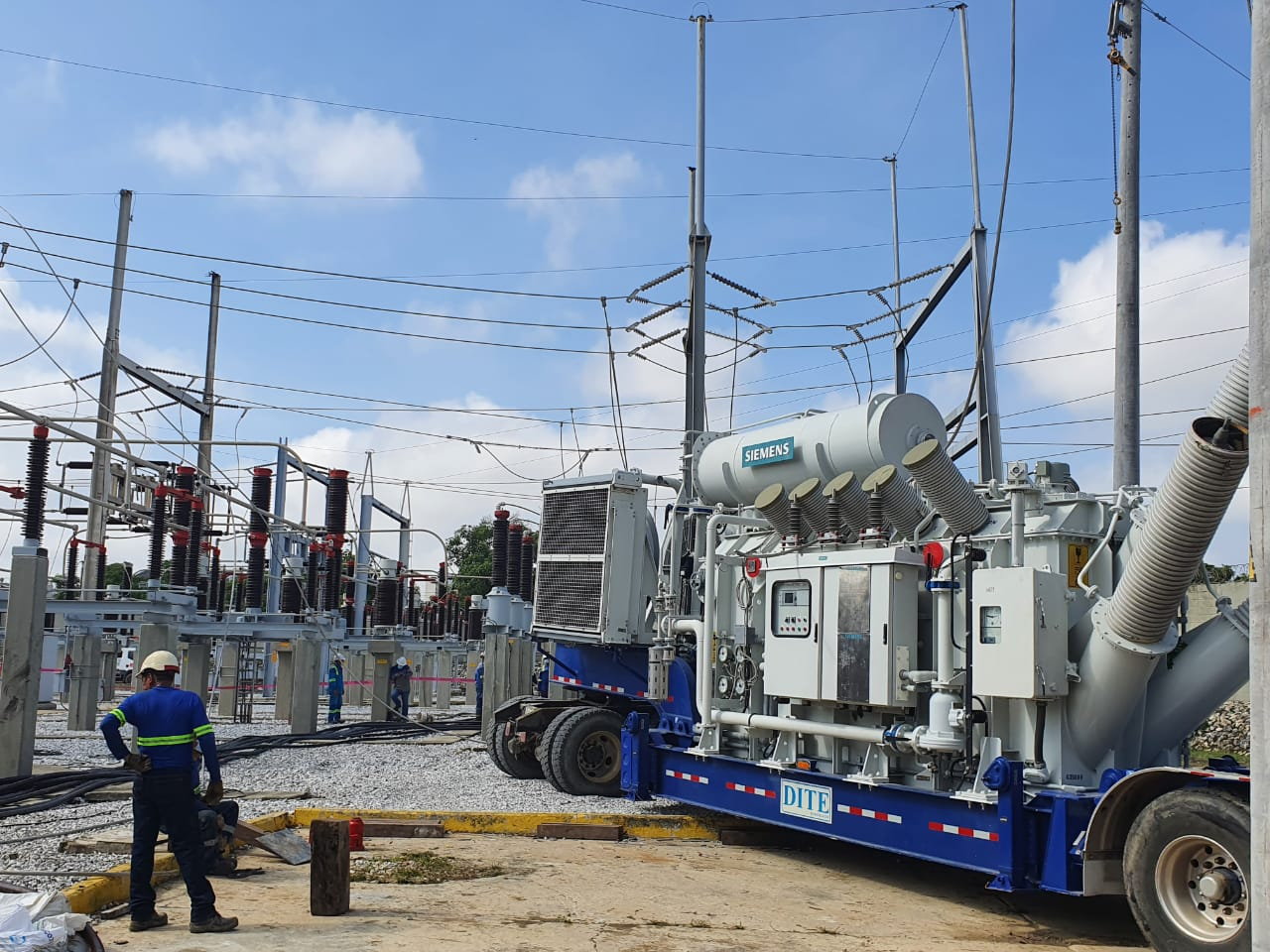 Se superó la emergencia eléctrica en la subestación Silencio de Barranquilla – @aire_energia