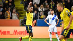 Suecia lidera grupo en clasificaciones al mundial Qatar 2022