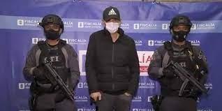 Emilio Tapia fue llevado a la Cárcel La Picota en Bogotá.