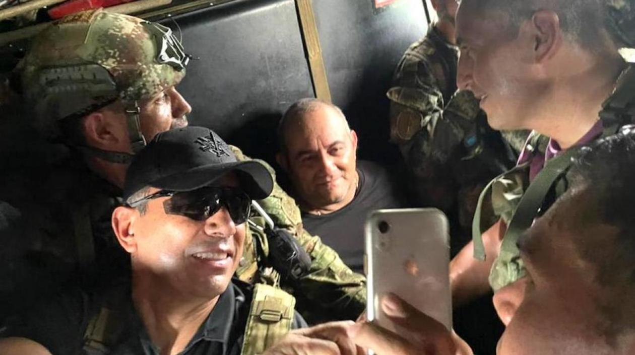 Pagarán millonaria recompensa por captura de alias 'Otoniel', revela la Policía