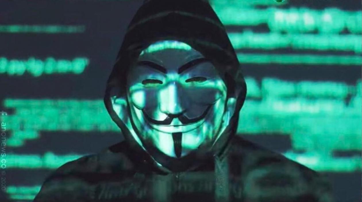 Anonymous se atribuye caída del servicio de Facebook, Instagram y WhatsApp