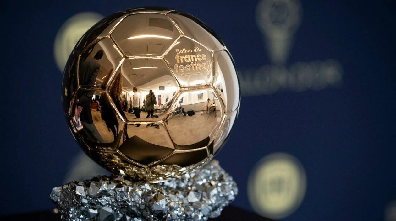 La revista France Football, próximo a dar los nominados al 'Balón de Oro'