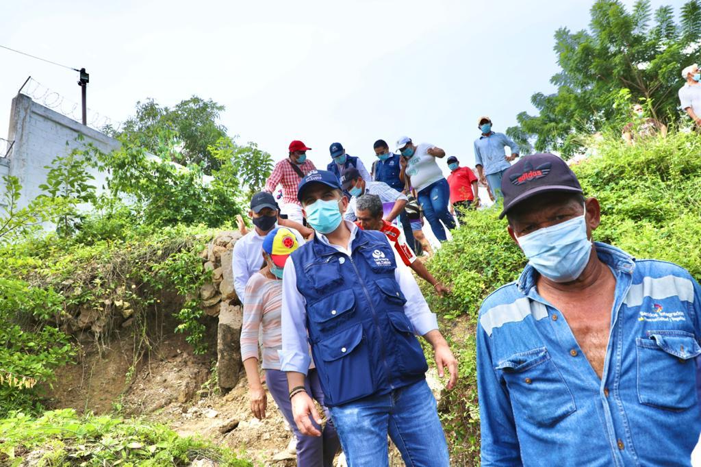 Defensor del Pueblo pidió medidas urgentes para evitar tragedia en El Carmen de Bolívar