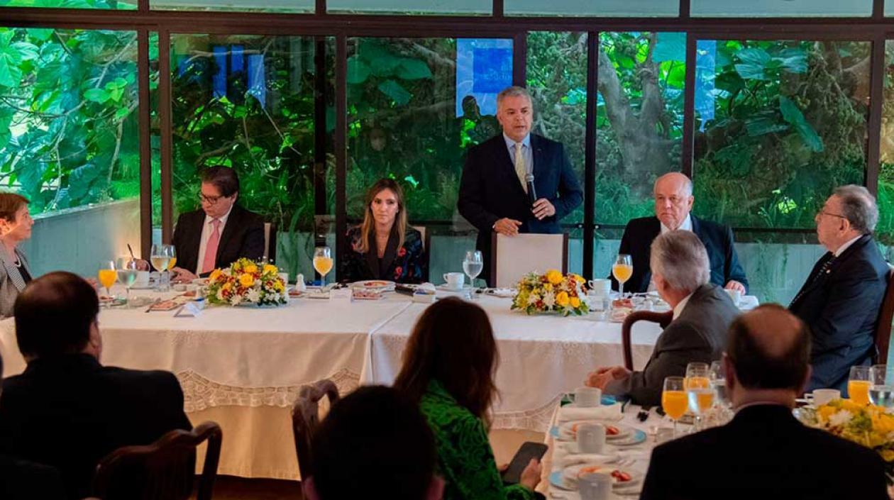 Iván Duque: «Relación entre Colombia y Brasil puede representar mayor desarrollo agroindustrial»