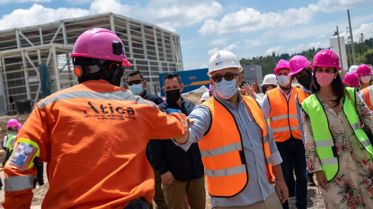 @IvanDuque: «En más de 190% ha crecido inversión extranjera directa no minero energética»