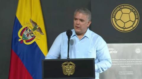 @IvanDuque: «Si antes Barranquilla era la casa de la Selección, ahora es la casa para siempre»