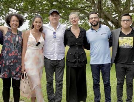 Margarita Rosa de Francisco, Gustavo Bolívar, Beto Coral y Fernando Fonseca  se reúnen y toman fuerza – LaVibrante.Com