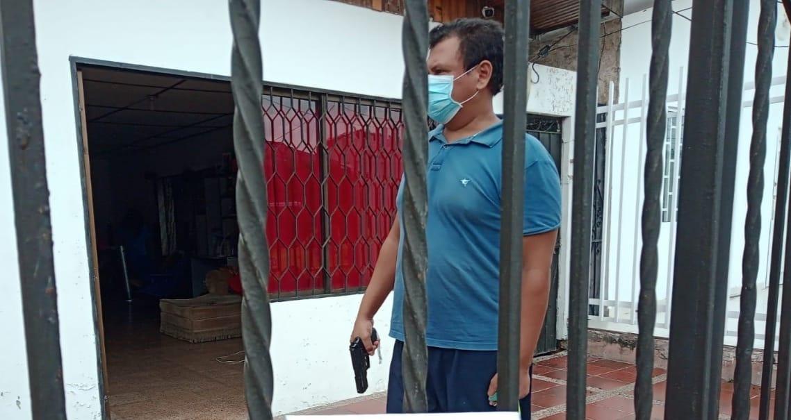 Amenazan con arma de fuego a operario de Air-e en el barrio El Valle de Barranquilla – @Aire_Energia