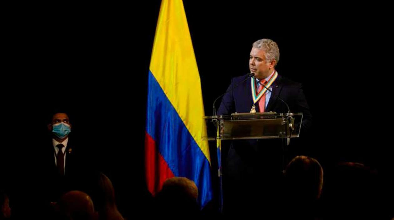 @IvanDuque: «Apoyo a migrantes venezolanos contribuirá a su desarrollo y al de Colombia»