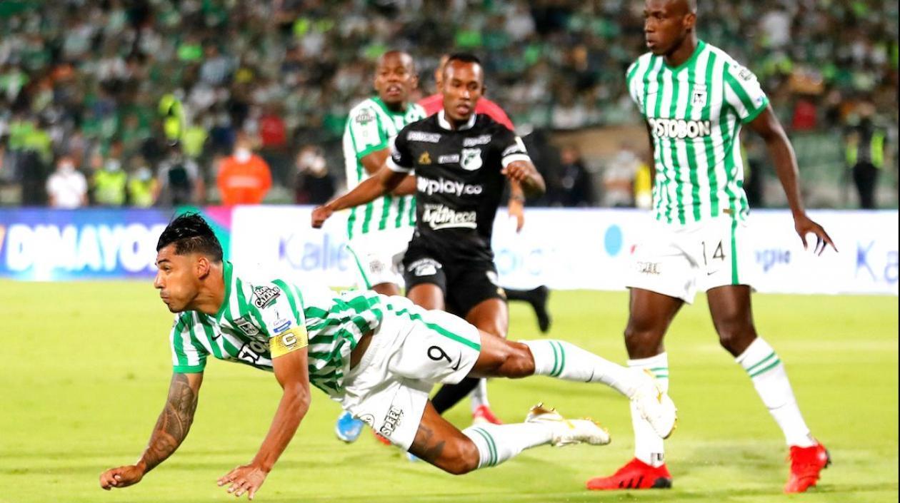 Atlético Nacional venció al Cali y es el segundo finalista de la Copa Betplay Dimayor