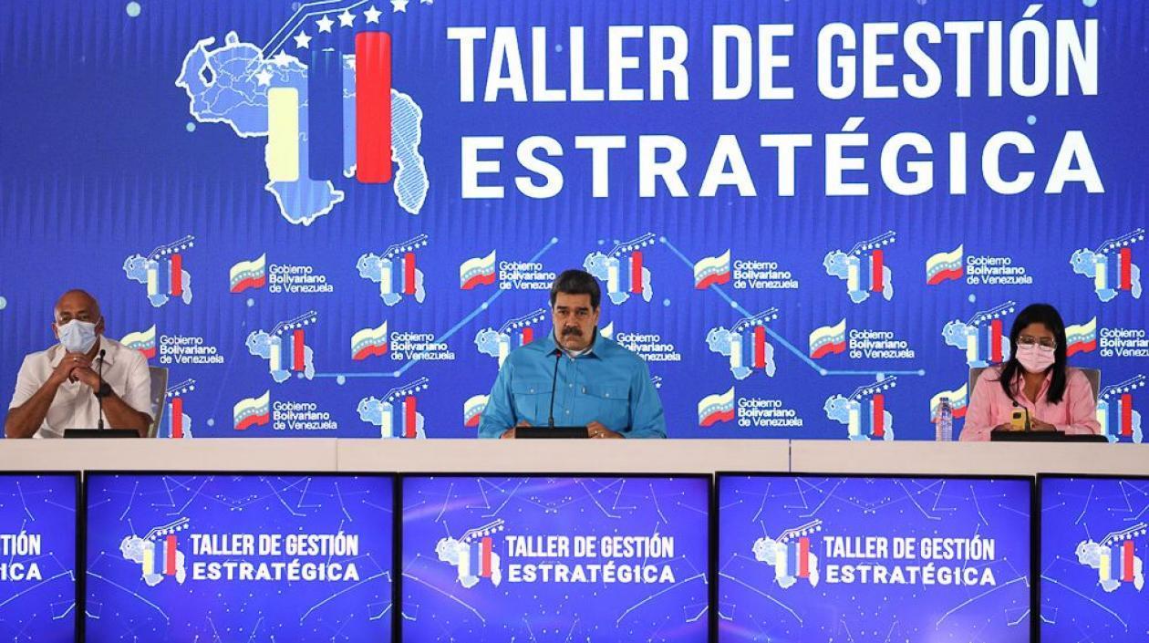 Nicolás Maduro acusó a Iván Duque de promover la xenofobia contra los venezolanos