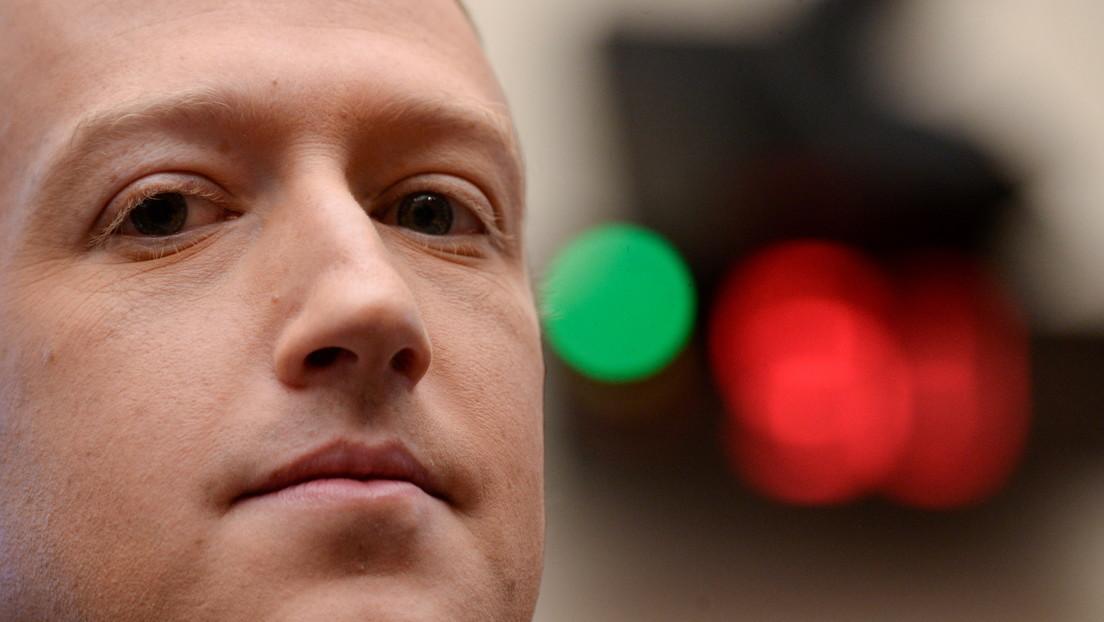 Zuckerberg pierde 6.600 millones de dólares con las caídas de Facebook, Instagram y WhatsApp