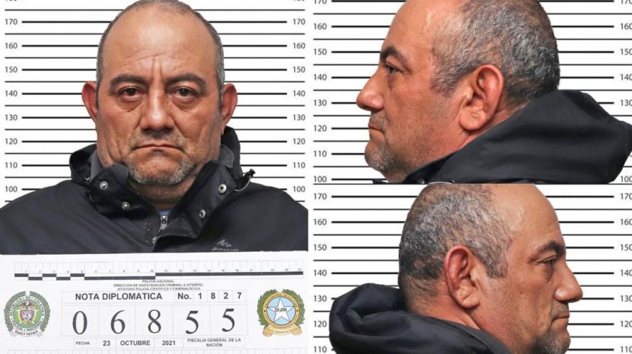 Policía: «Alias 'Otoniel' comía gurre y armadillo, recurría a la bujería y hacía ritos extraños»