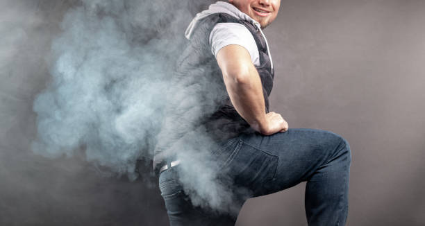 Cuando los gases te afectan por algo más que por su olor