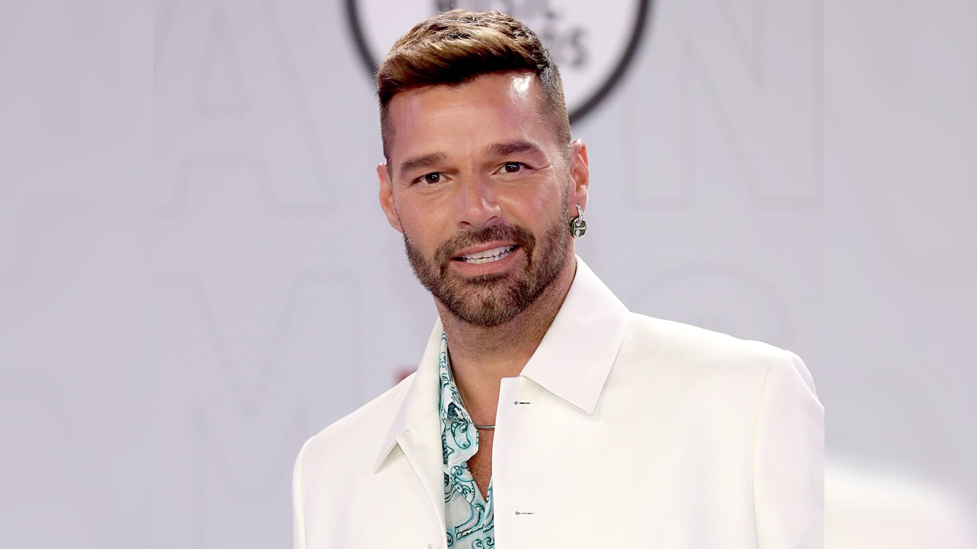 Ricky Martin habla de las secuelas que le dejó el covid 19 en el aspecto psicológico