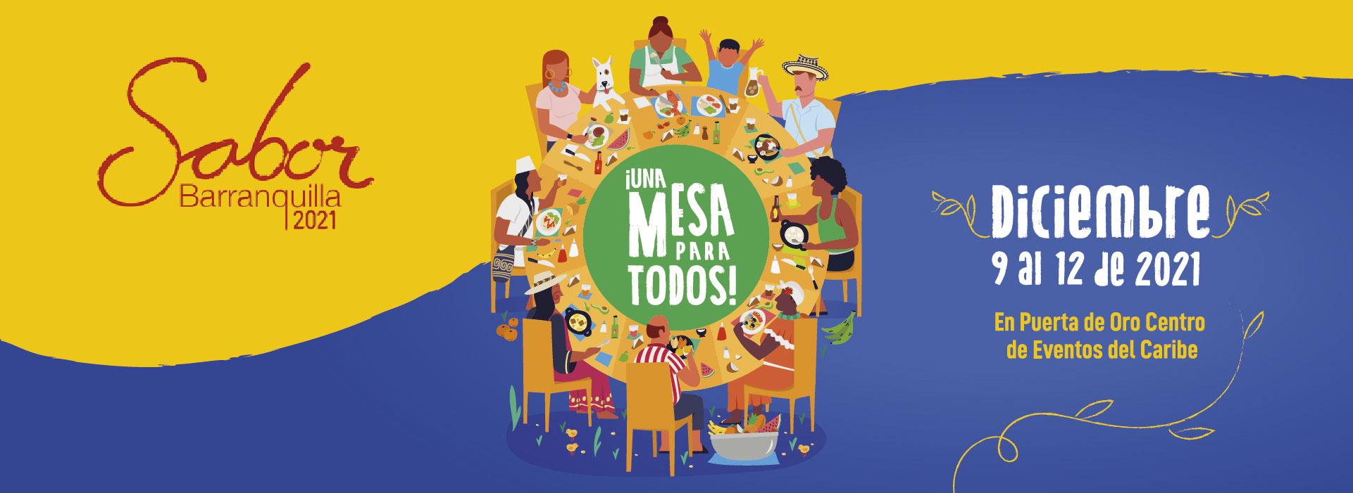 Inician los preparativos para uno de los eventos gastronómicos más importantes de la región: Sabor Barranquilla