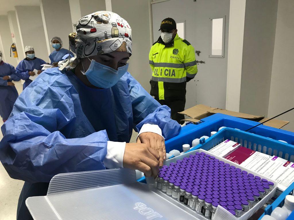 Más de 200 mil vacunas contra la COVID-19 están disponibles en Boyacá