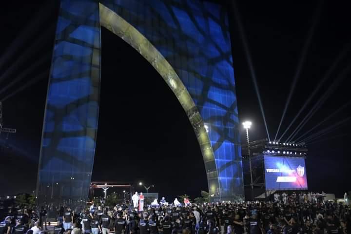 La Ventana de Campeones fue inaugurada en Barranquilla